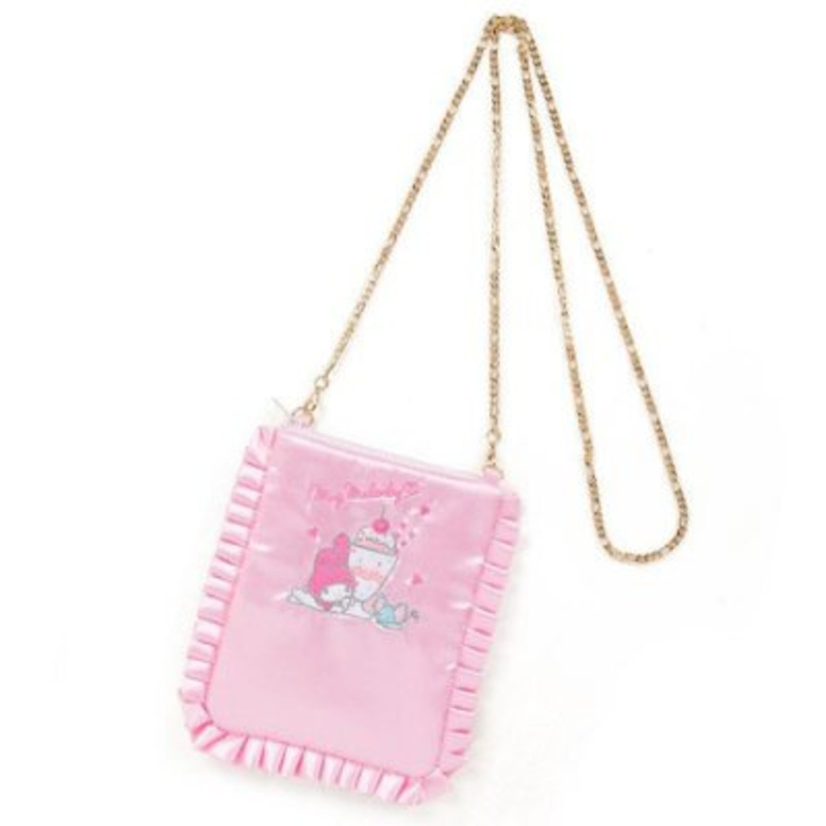 (My Melody) 日本Sanrio 迷你手袋 配鏈帶