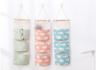 (Light Blue) Multi-function Fabric Hanging Storage Bag / Letters Holder