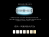 (顏色隨機) 唯愛USB高級光學牙齒冷光美白儀