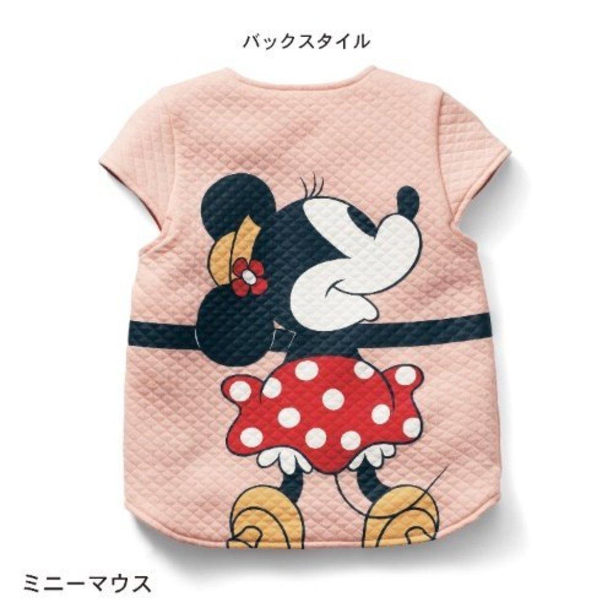 (米妮) 日本迪士尼人物造型小童背心外套