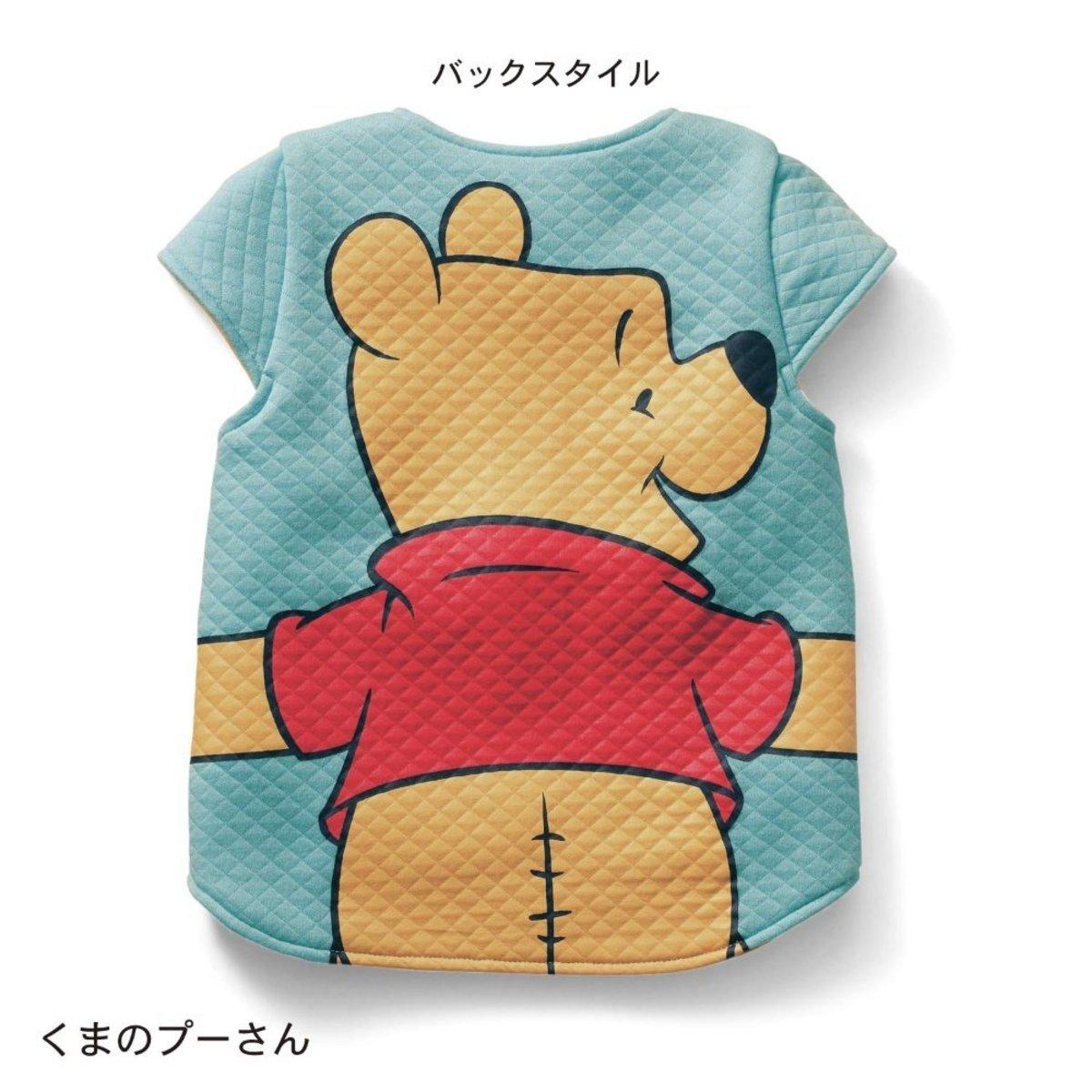 (小熊維尼) 日本迪士尼人物造型小童背心外套