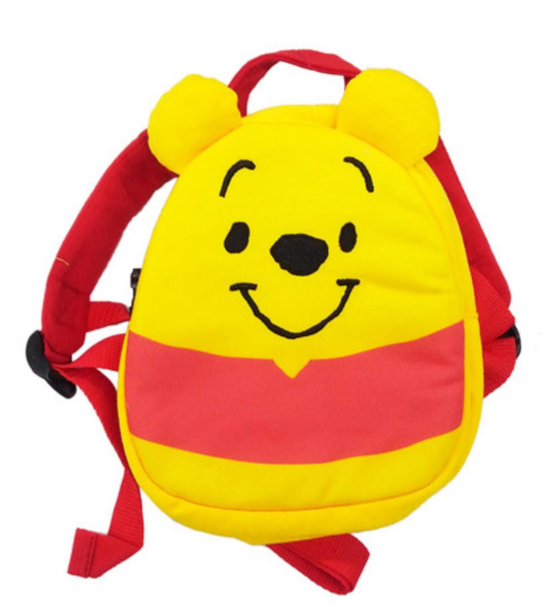 Disney kid's backpack - Winnie the Pooh