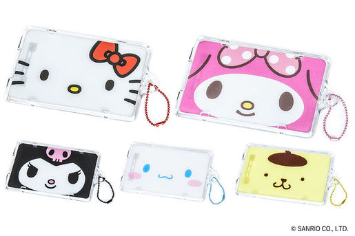 My melody Face Folding Boston bag  Worldwide SANRIO from JAPAN 314