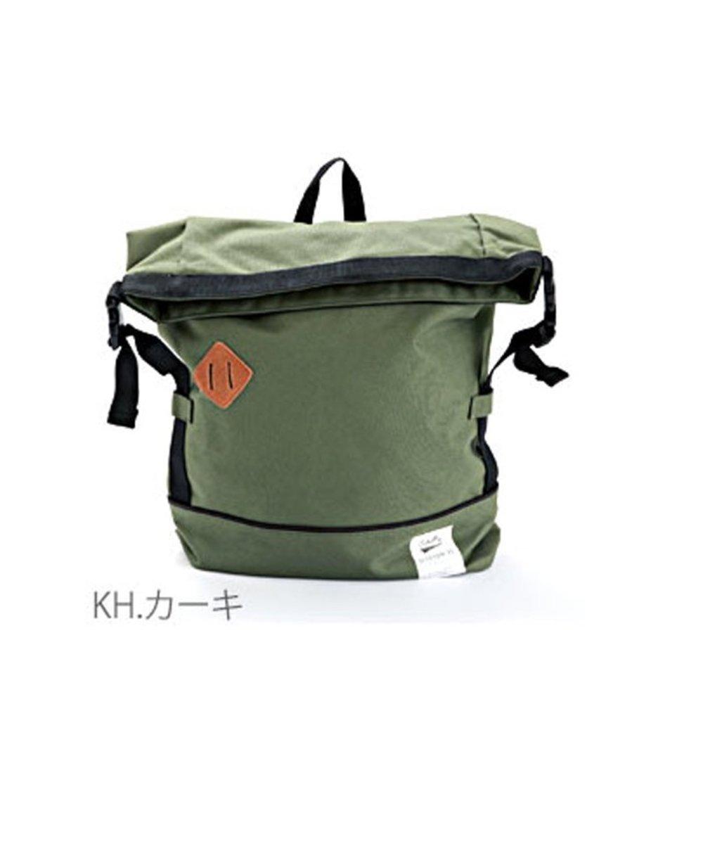 (Blackish Green) Japan Anello Flap Large Capacity Backpack