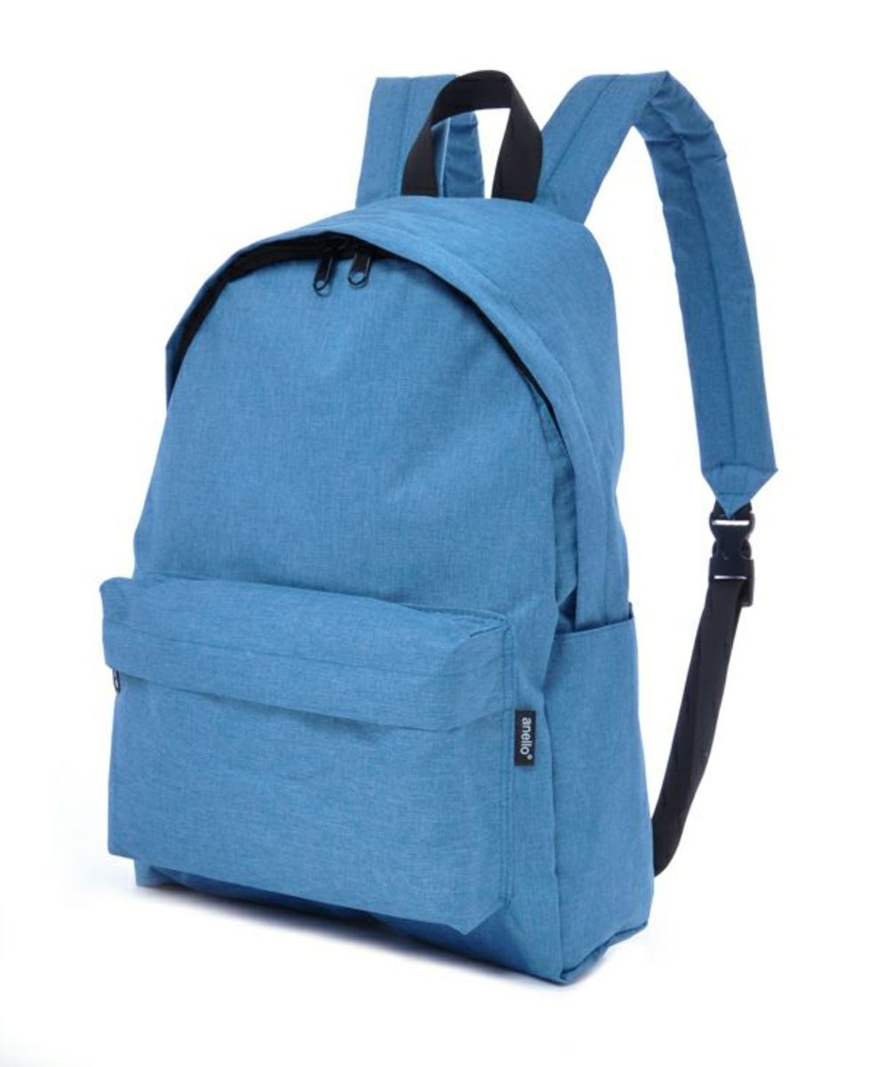 (Azure) Japan Anello 10 Pocket Backpack