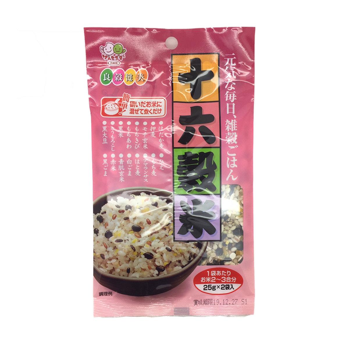 Japanese Multi 16  Grains  Handy Bag