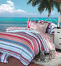 ISABELLA Cotton Printed Bed Set with Spring Quilt - Queen (FQ8)