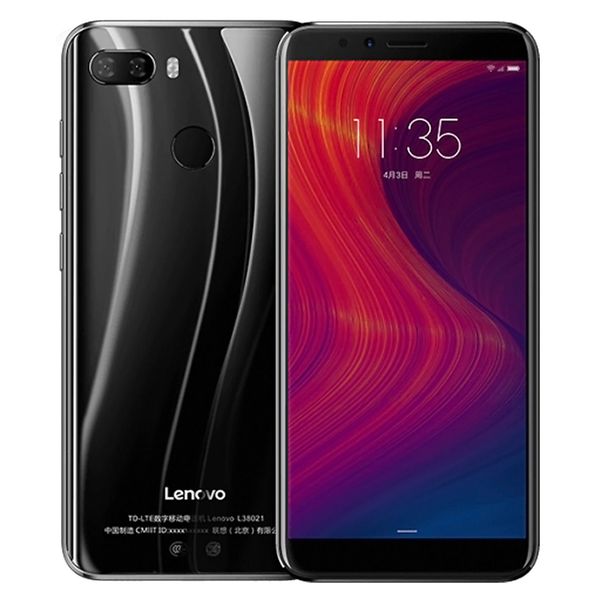 Lenovo K5 play 32GB Black