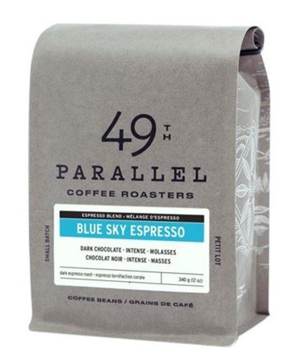 Blue Sky Espresso - 咖啡豆 (加拿大進口)