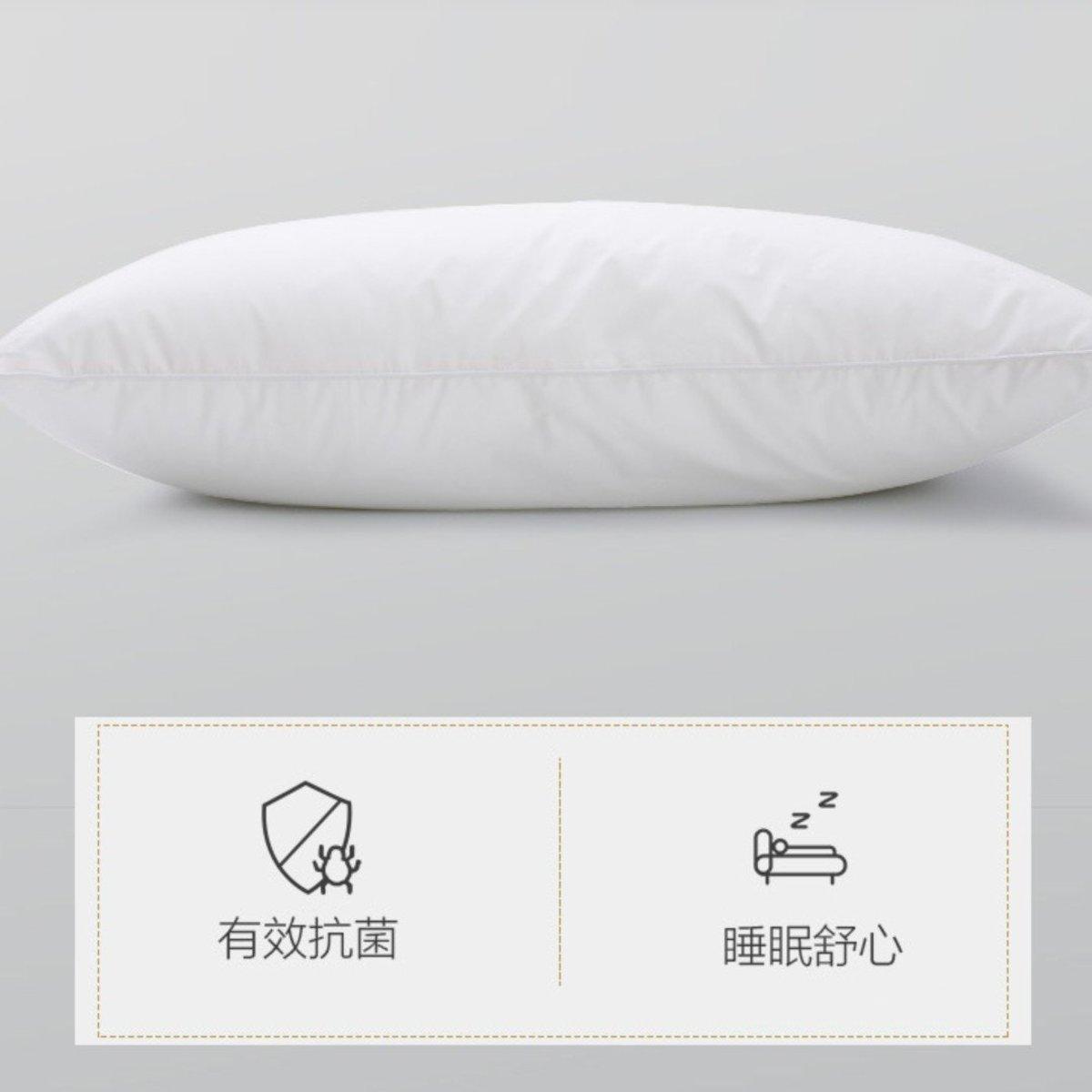 Luxurious Fibre Pillow for Hotel Home Very Soft