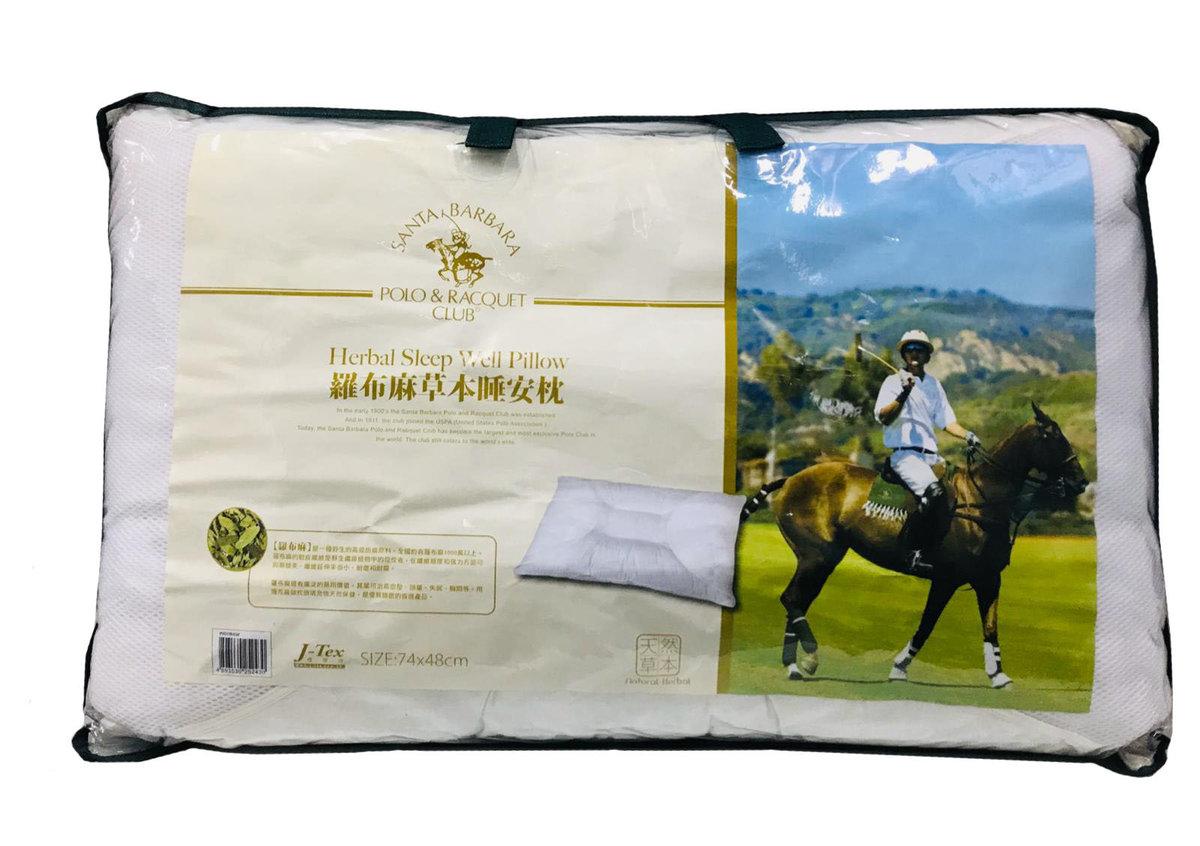 Santa Barbara POLO & RACQUET CLUB Herbal Sleep Well Pillow