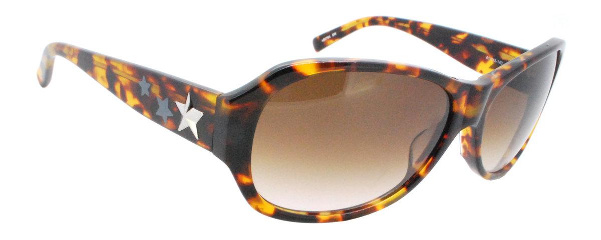 AB2795 DW 玳瑁色 塑膠框 太陽眼鏡