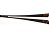 KF819-BN Matte Brown Metal Eyeglasses + 1.56 Thin Lens / 1.61 Very Thin Lens / 1.67 Super Thin Lens