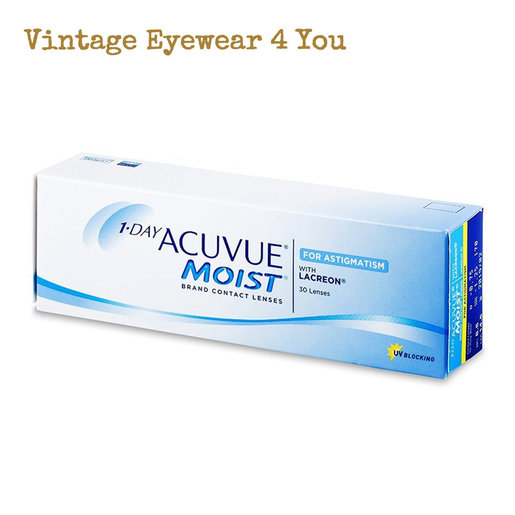 Acuvue 1 Day Moist For Astigmatism 30pcsboxparallel