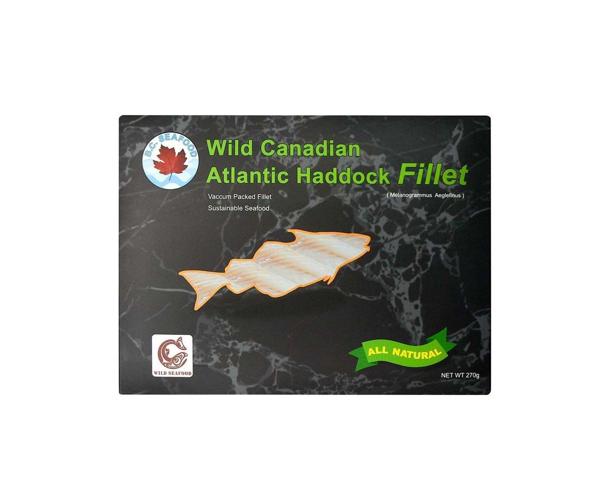 Wild Canadian Haddock Fillet