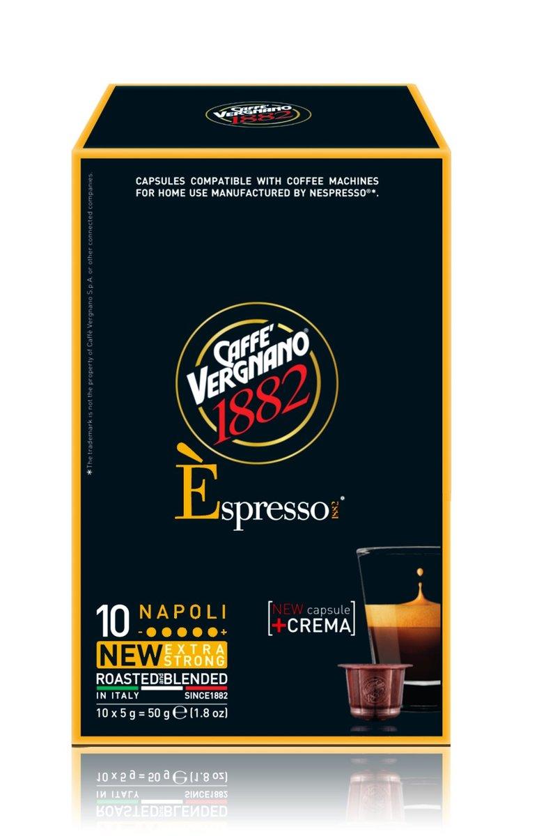 Napoli 拿坡里特濃黑咖啡膠囊