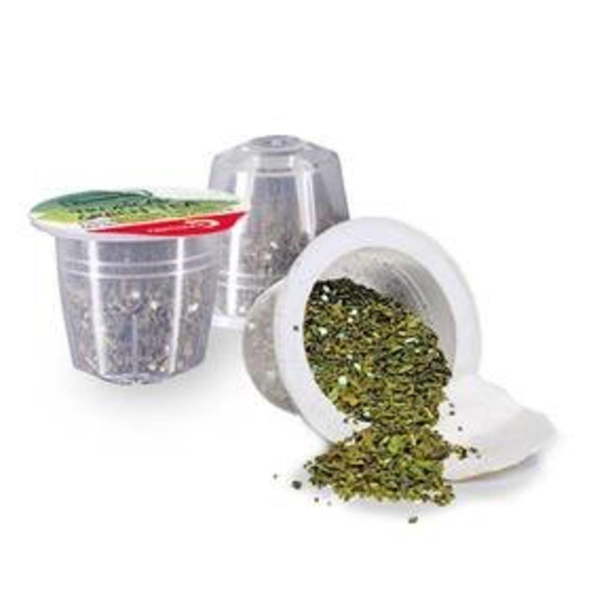 Tropical Green Tea Capsule SimpliciTea®