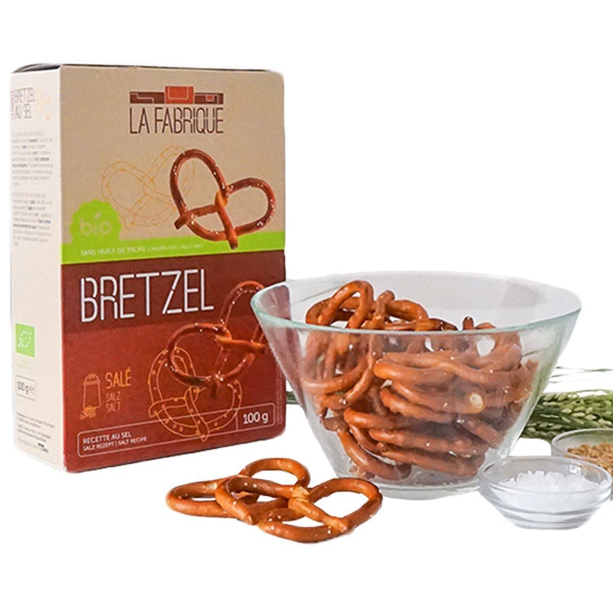 Triple Pack Organic Hard Pretzel, Pretzel Crisps, Pretzel Thins - Best before date: 01.02.2021