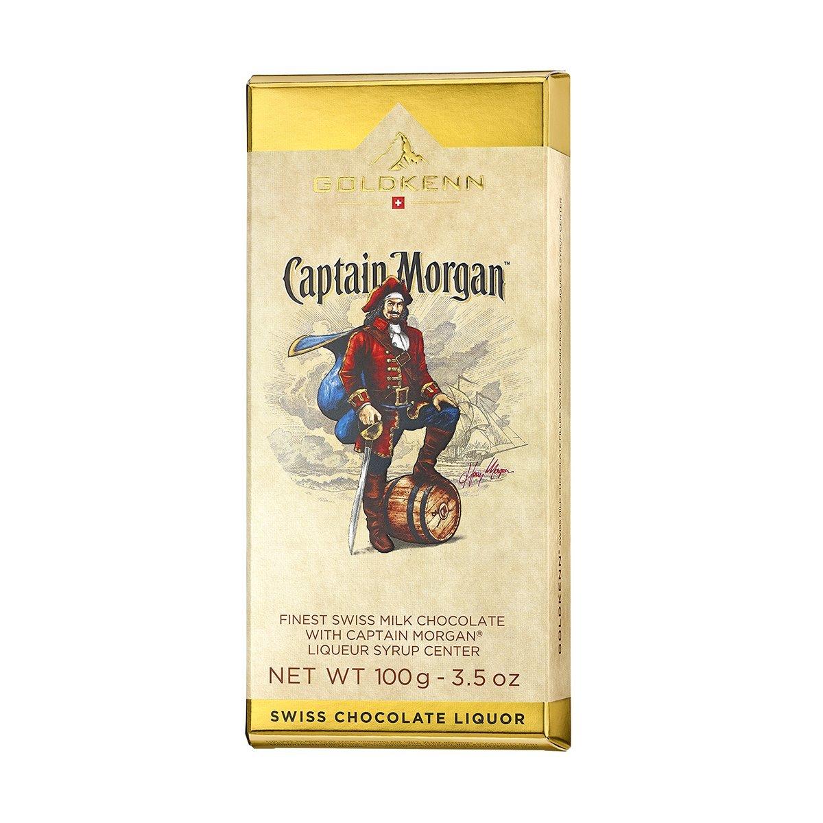Captain Morgan Rum Advertising  Refrigerator Tool Box  Magnet