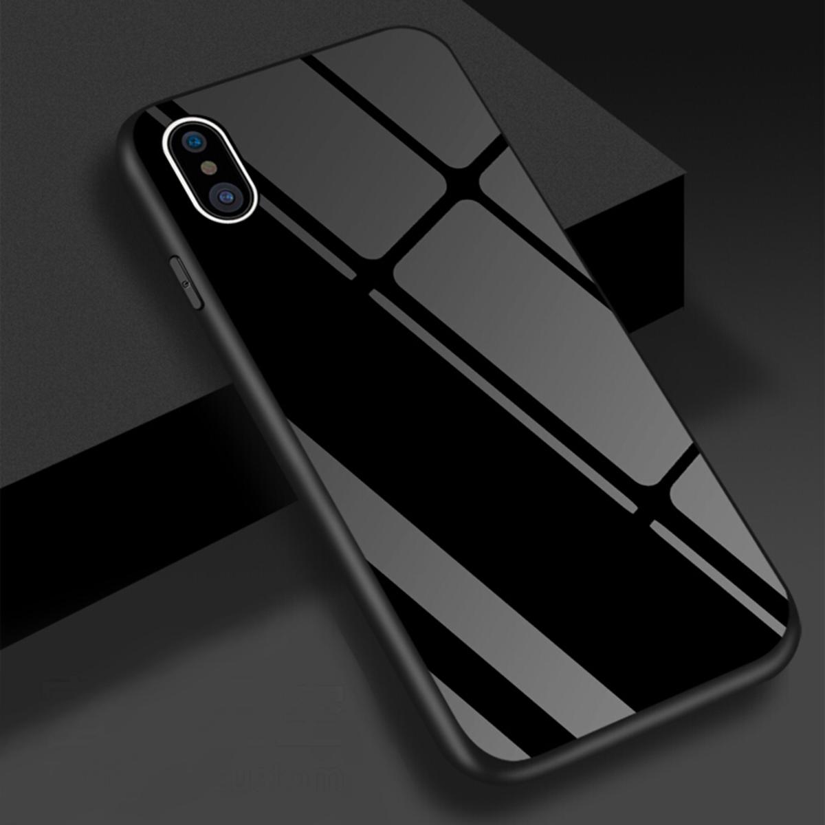 iPhone 7Plus/8Plus 3D Phone Case (Black)