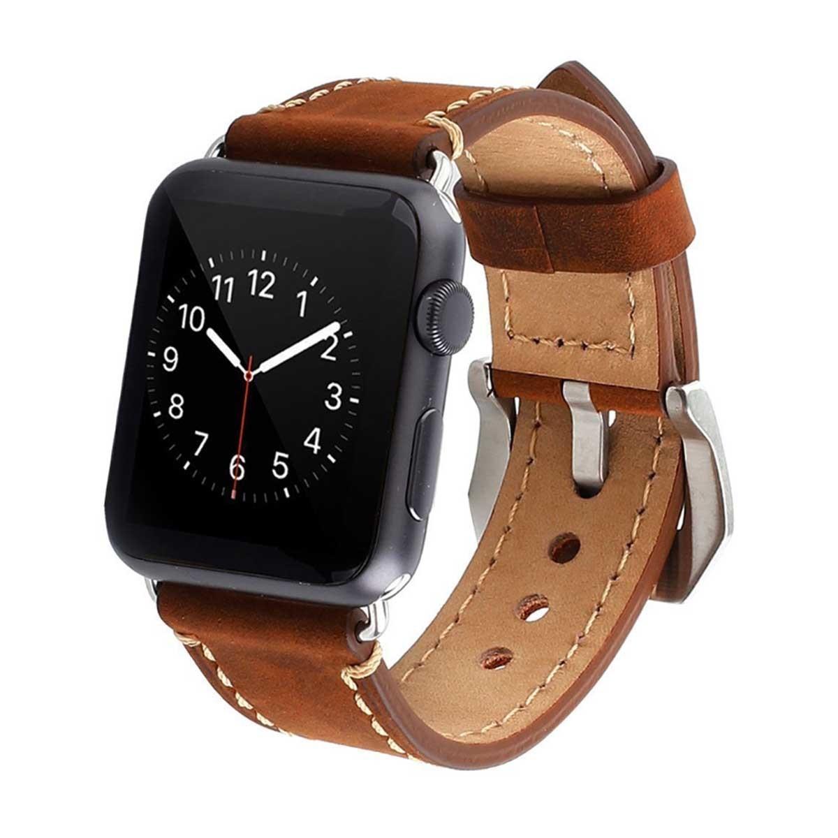 Apple Watch Strap 38MM BROWN