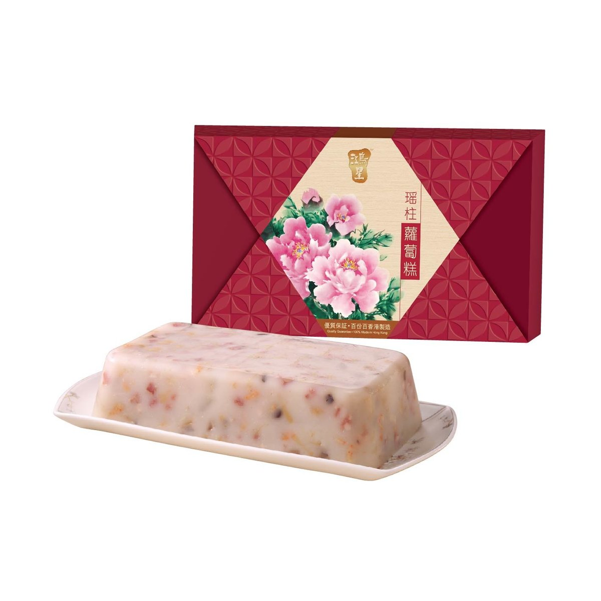 Turnip Cake with Chinese Conpoy(850g) (Voucher)(Redemption Period now to Jan 21)