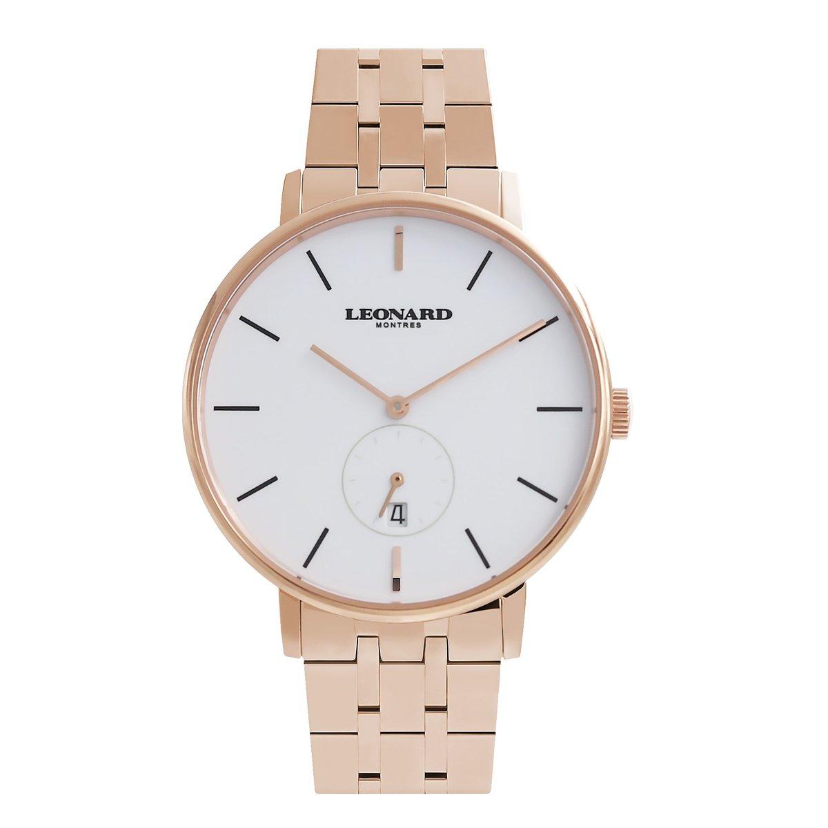 時尚圓形腕錶 LGC1008-11R