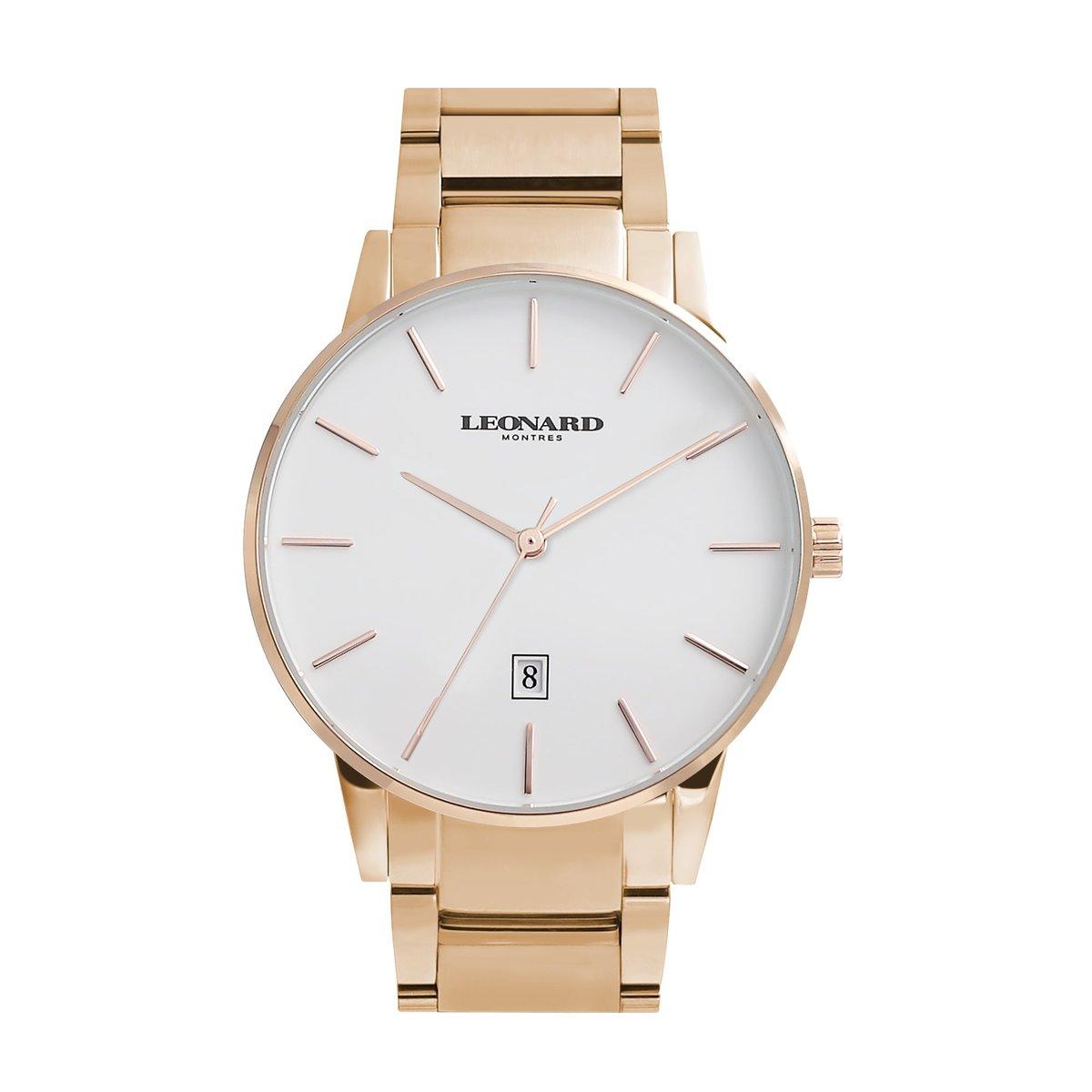 經典圓形腕錶 LGC1019-11R
