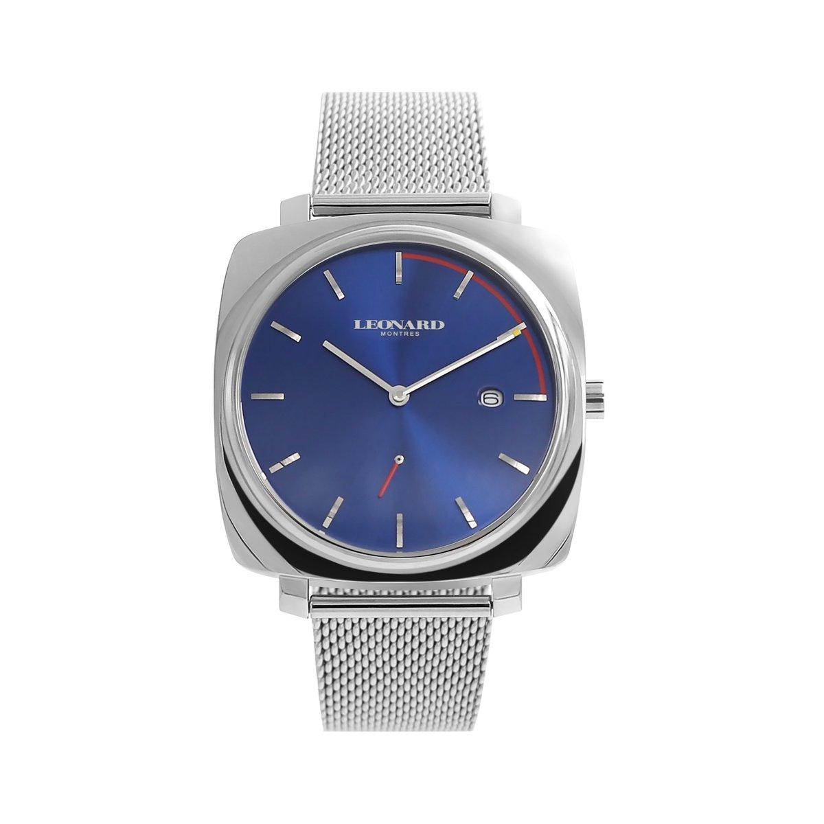 時尚枕形腕錶 LGF1018-13S