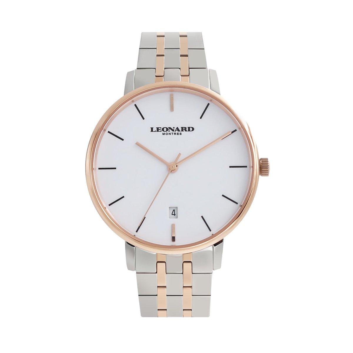 時尚圓形腕錶 LLC1008-11T
