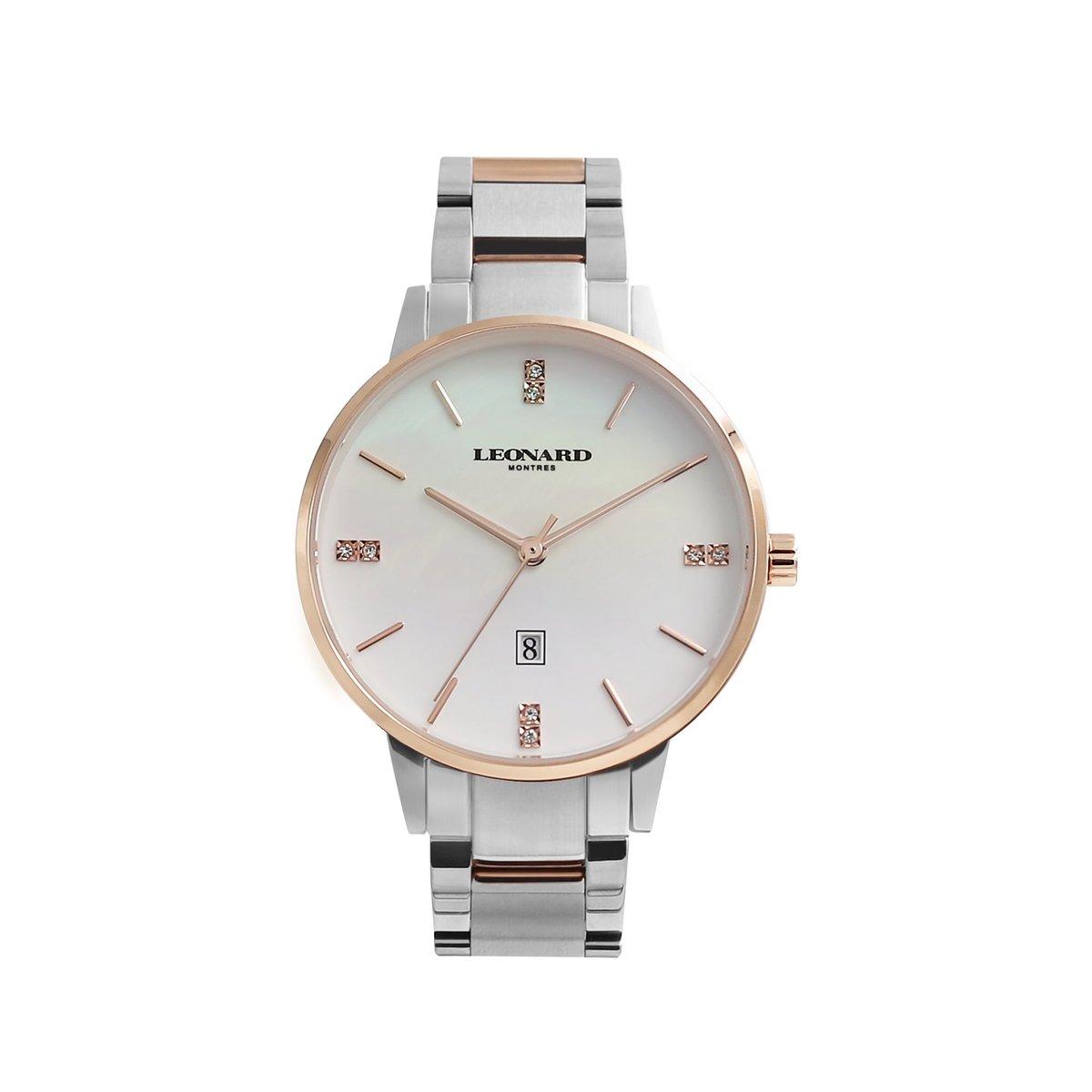 經典圓形腕錶 LLC1019-15T