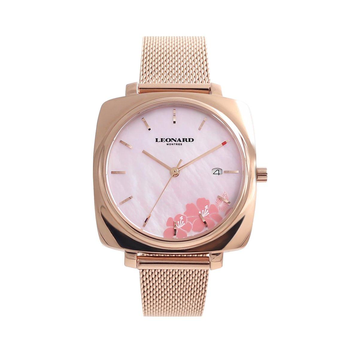 La mode Cushion Watches LLF1018-16R
