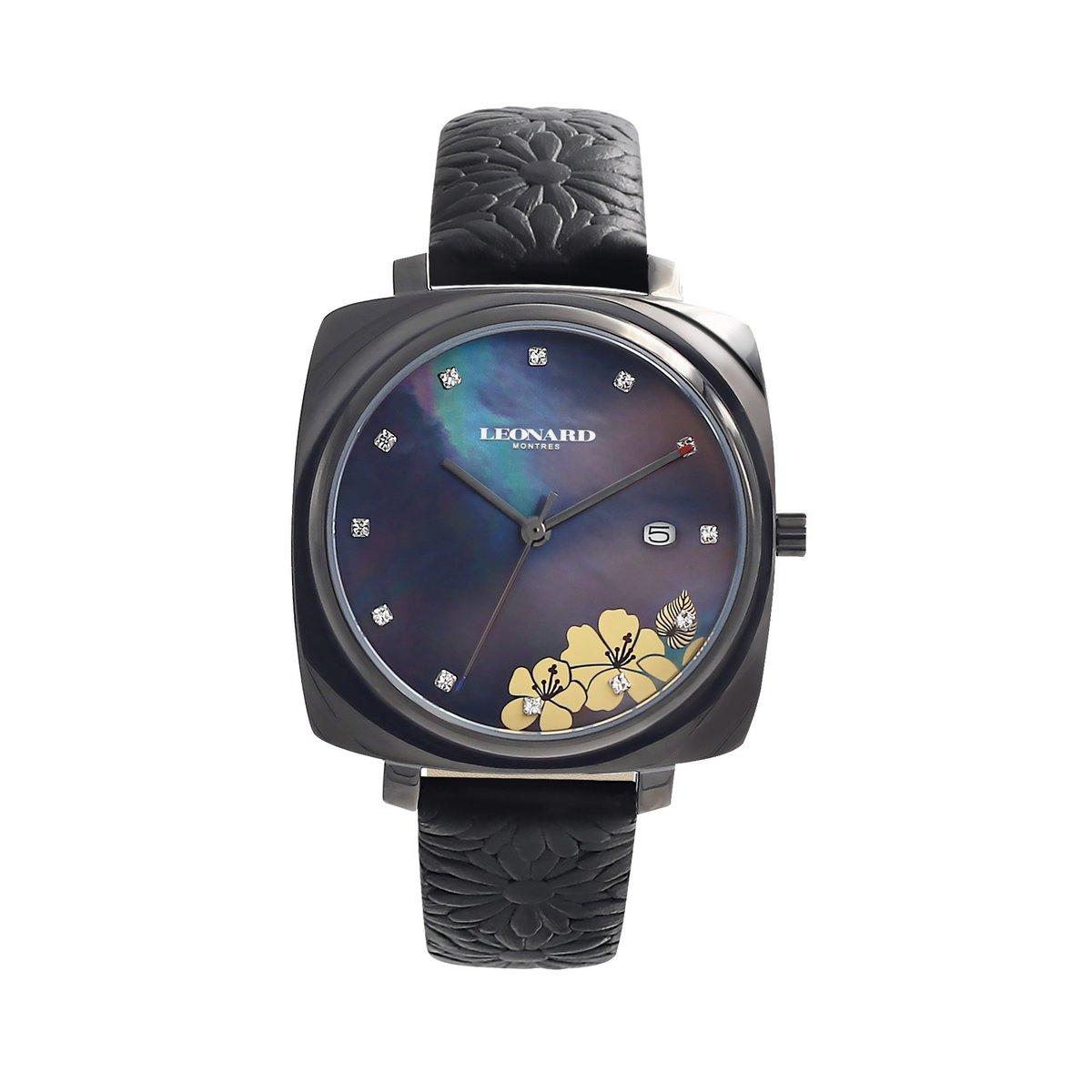 La mode Cushion Watches LLF1018-27B