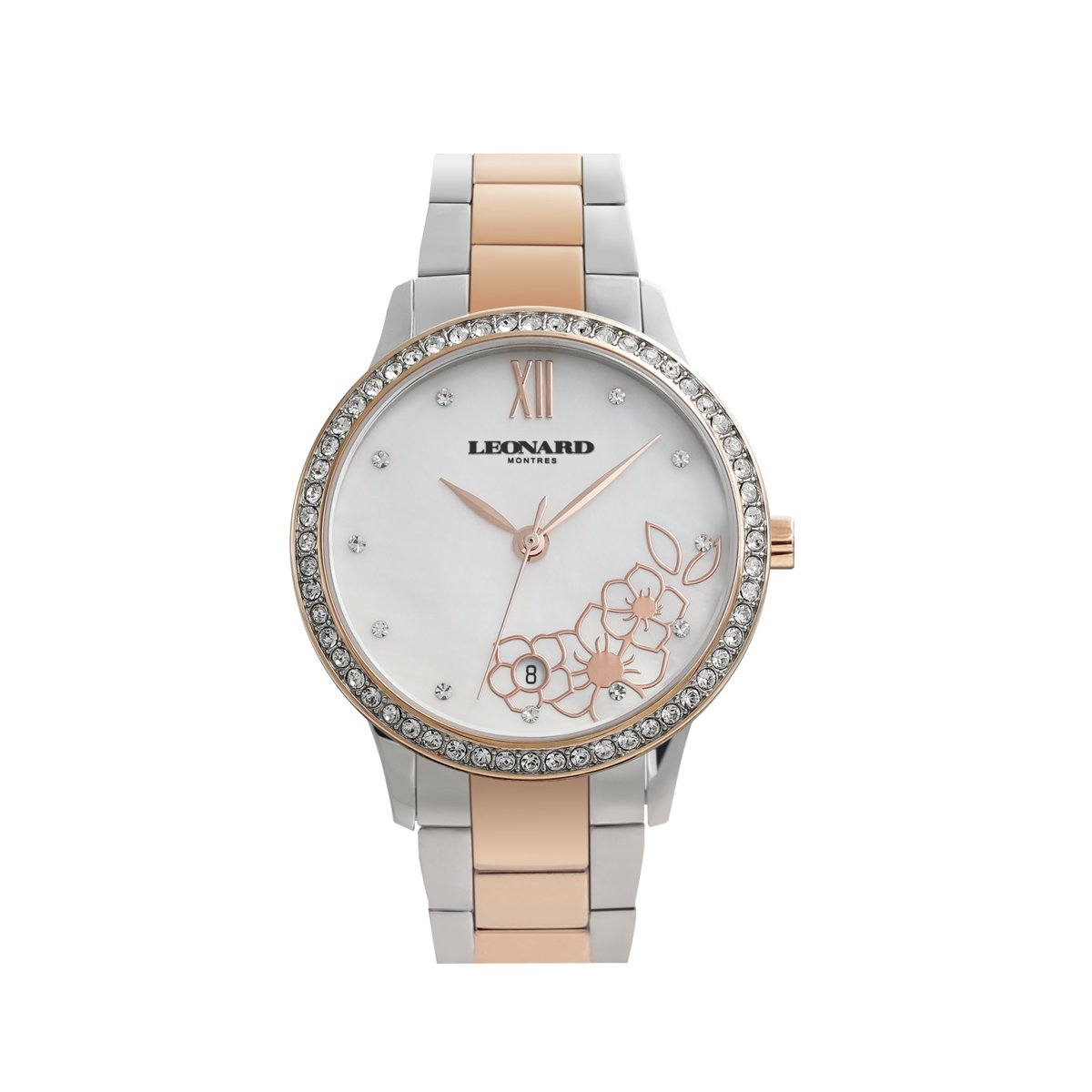 Classique Crystal Watches LLF1020-15T