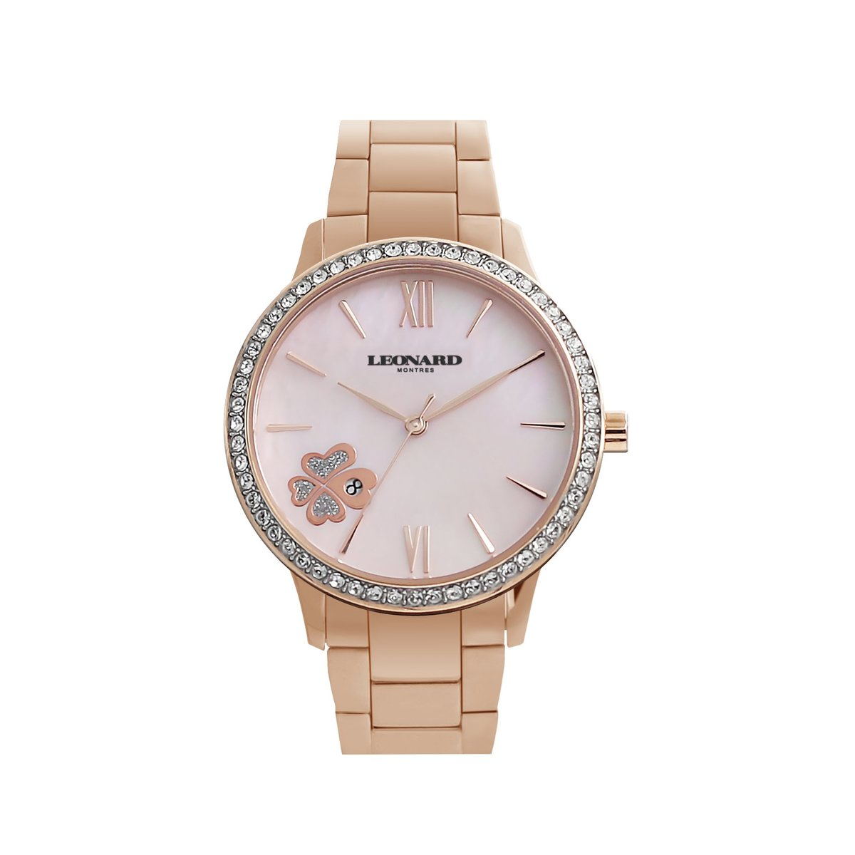 Classique Crystal Watches LLF1021-16R