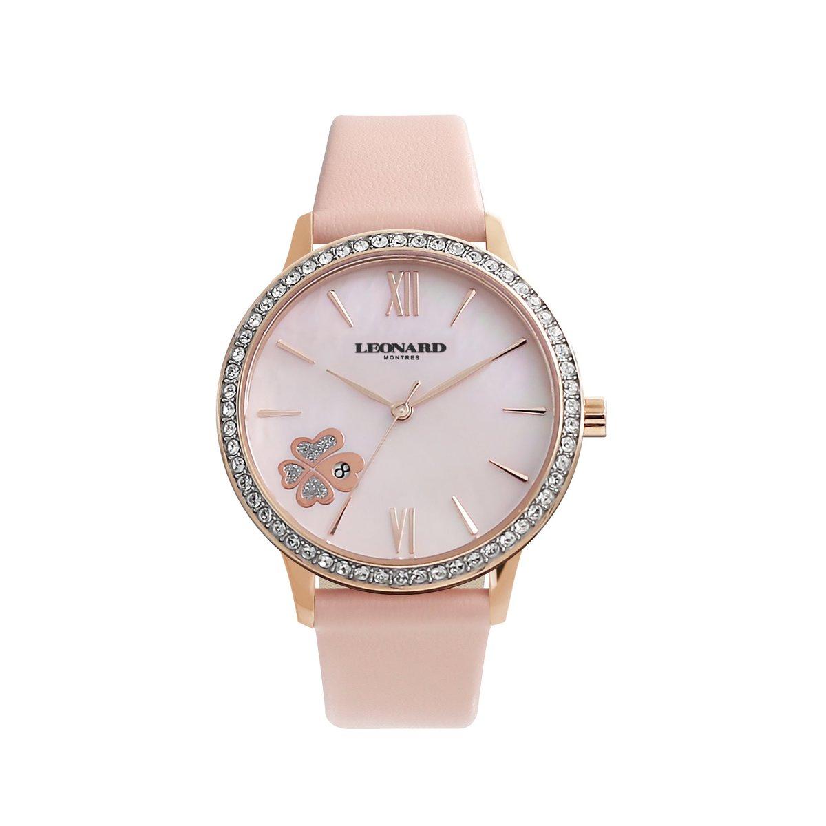 經典水晶腕錶 LLF1021-26R