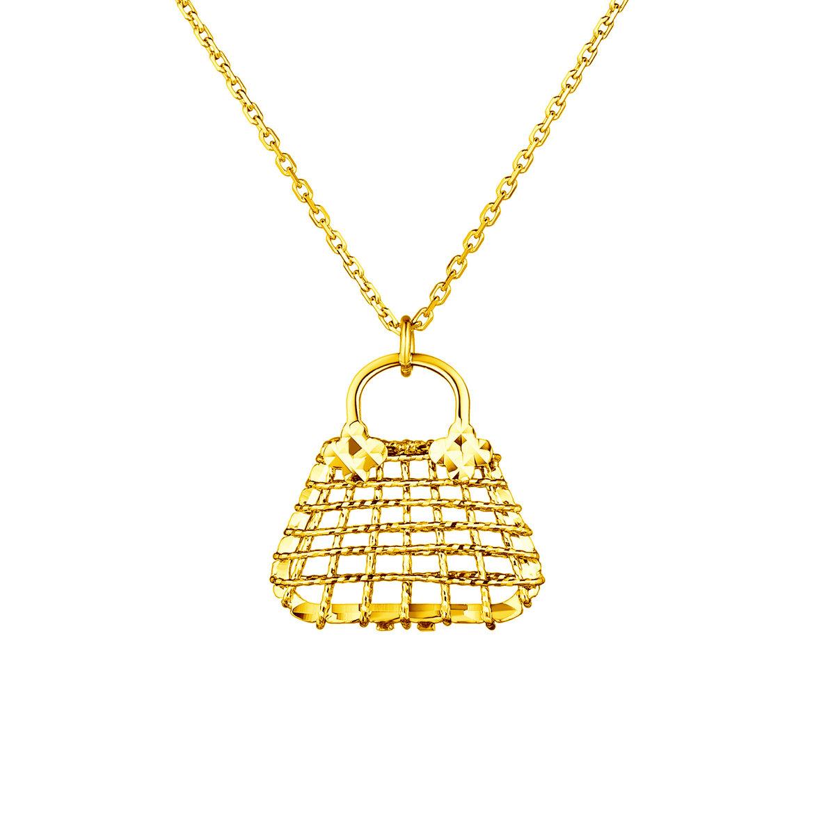 Goldstyle Au990 Necklace