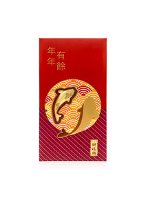Year of Ox Collection: 999 Pure Gold Ingot- Fish (Small)