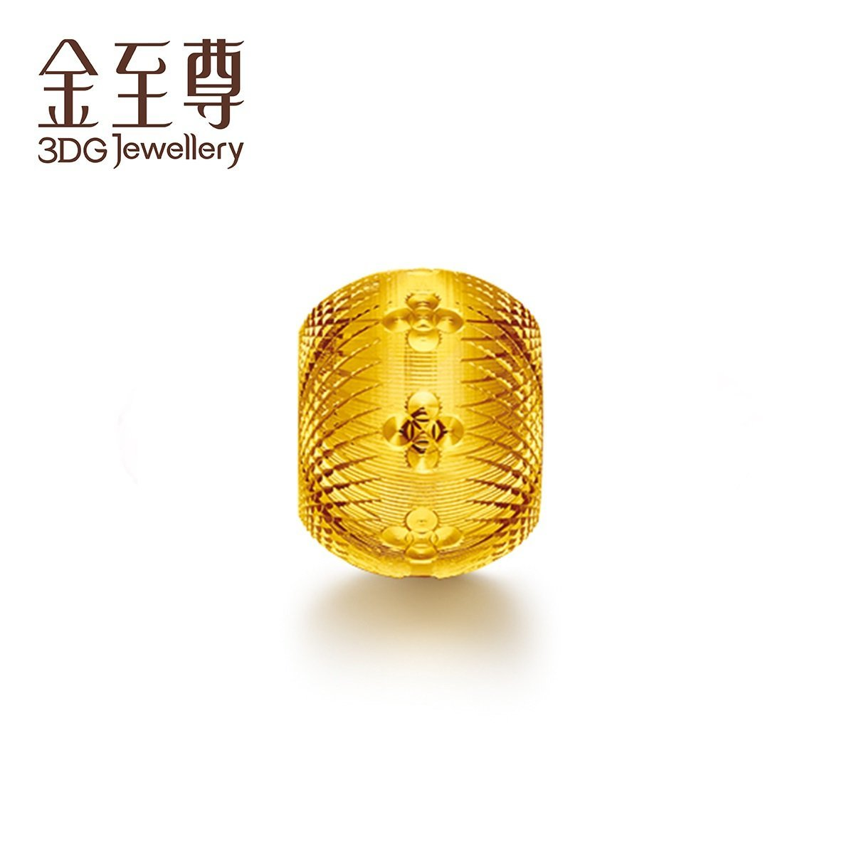 """3D-GOLD Jewellery - """"Love Lane Collection"""" Au999 electroformed Pendant"""