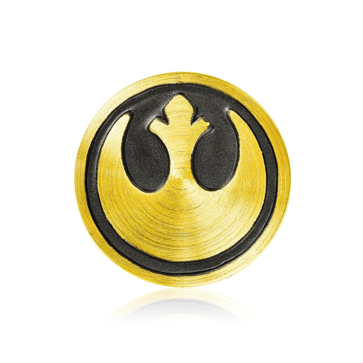 星球大戰系列:銀河帝國及反抗軍同盟 999足金工藝精品串飾(連手繩)