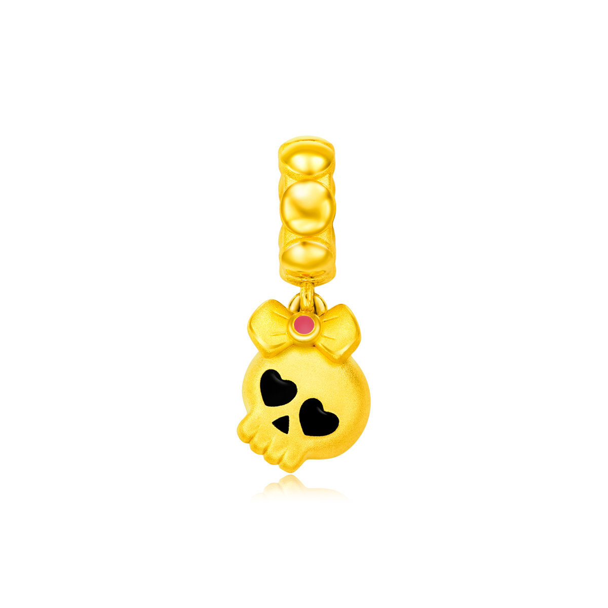 999 Gold Charm (with String)