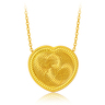 Love Seasons Collection: 999 Gold Pendant