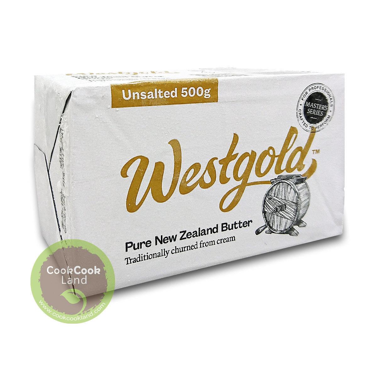 紐西蘭磅裝牛油,無鹽