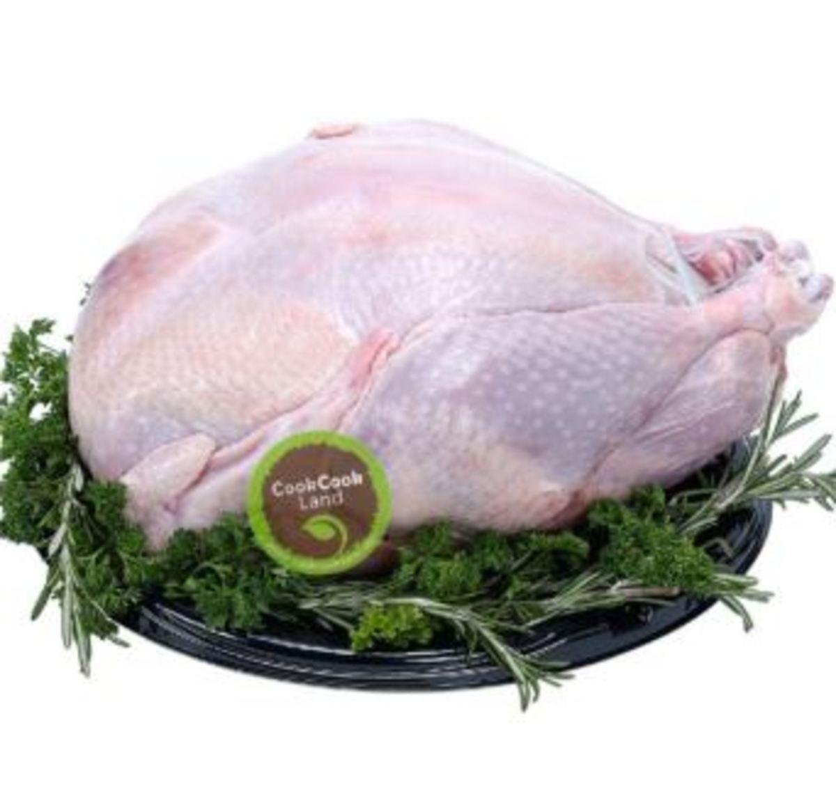 美國火雞 22-24 lbs