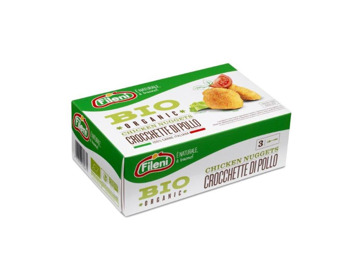 Italy Fileni Organic Chicken Nuggets 320g