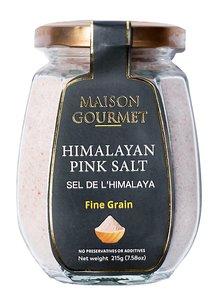 MAISON GOURMET 喜馬拉雅山粉紅岩鹽215g 215克