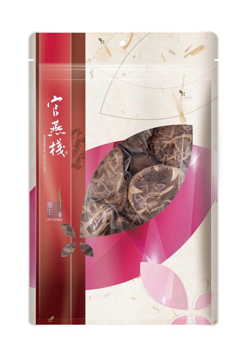 天然厚花菇 (半磅/包)