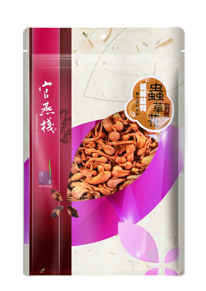 IBN Life-Concept Cordyceps Flower 100g