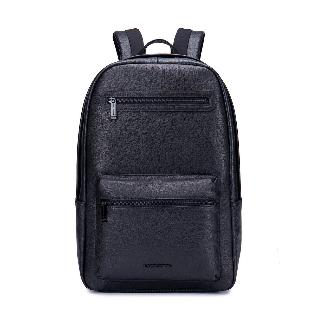 "Cow Nappa Leather Business 15"" Laptop Light Weight Backpack"