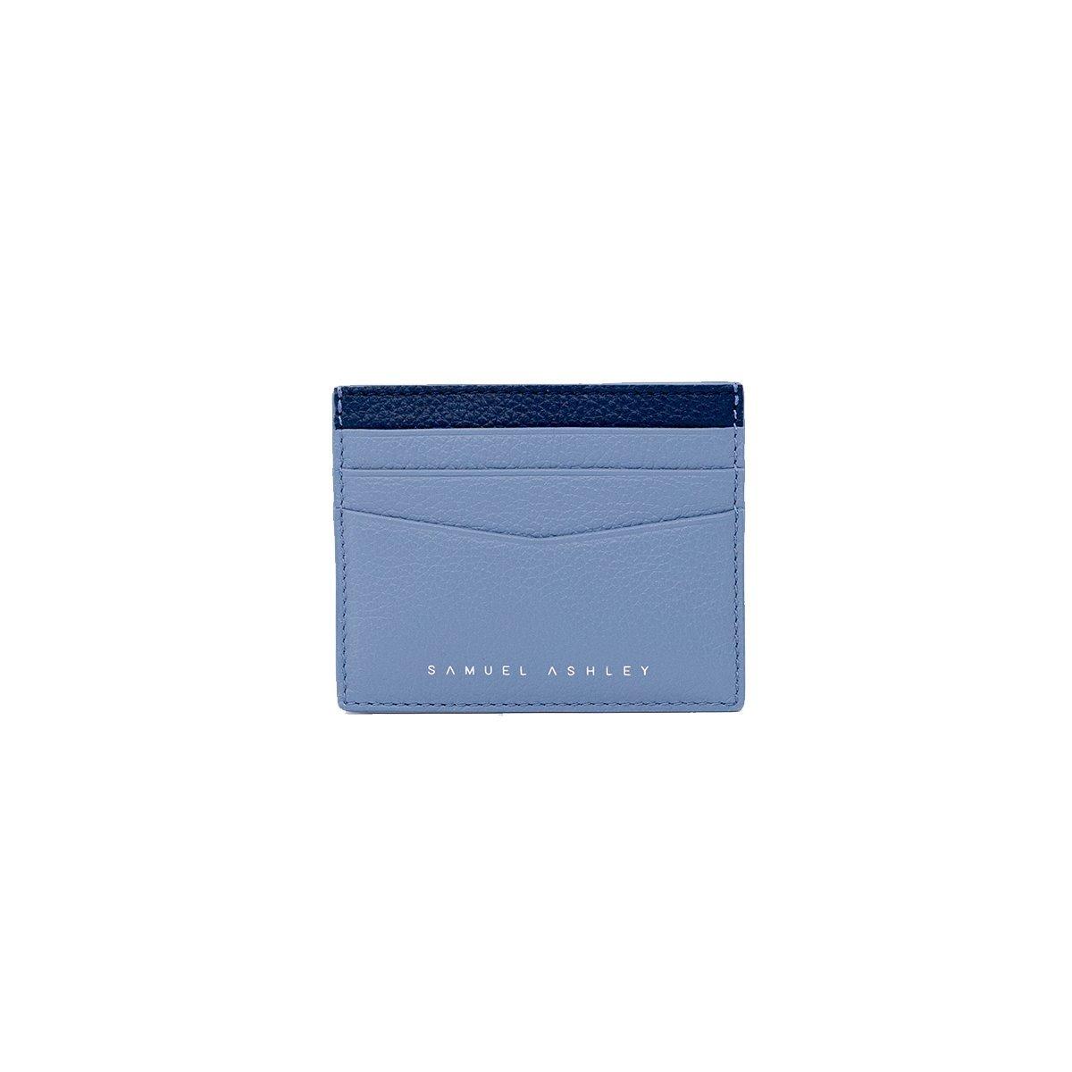 Finley 卡片套 - 藍灰